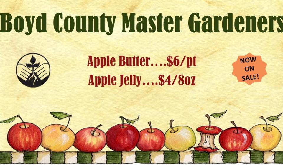 Apple Butter and Jelly, On Sale Now!
