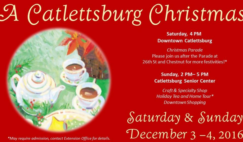 A Catlettsburg Christmas, December 3-4