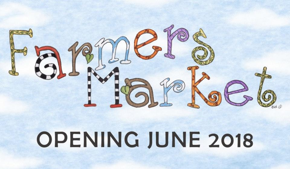 Boyd County Farmers Market, Opens June 2018