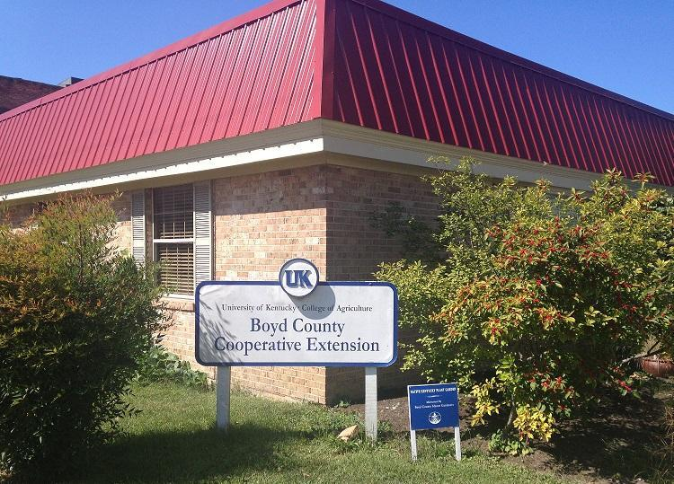 Boyd County Extension Office