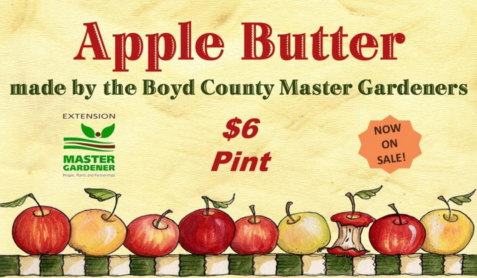 Apple Butter for Sale!